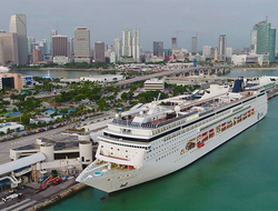 MSC Armonia in Miami