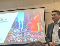 Ninan Chacko Overtourism Presentation