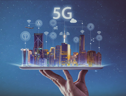 Cisco predicts that 5G will account for over 3% of total mobile connections by 2022 (Image jamesteohart / iStockPhoto)