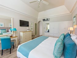 One of the new bedrooms at Blue Waters