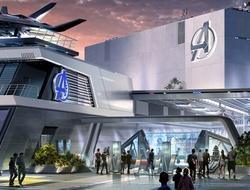Disney Avengers Campus