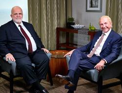 Manfredi Lefebvre and Geoffrey Kent