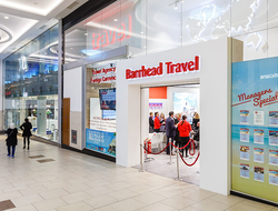 A Barrhead Travel location in Newcastle