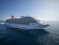 Carnival Panorama Sea Trials