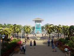 Ocean Cay Plaza