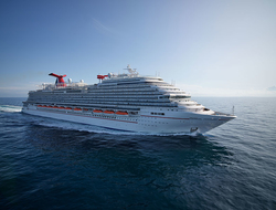 Carnival Panorama Sea Trials