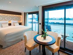 Riviera River Cruises' 176-passenger Geoffrey Chaucer