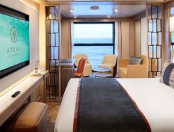 Atlas Ocean Voyages Horizon Stateroom Photo by Atlas Ocean Voyages