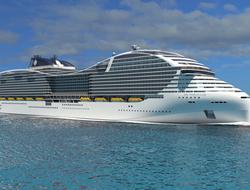 MSC Cruises World Class ship