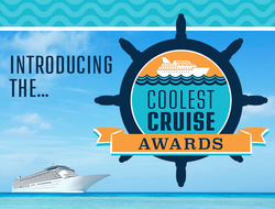 Coolest Cruise Awards 2019 Logo