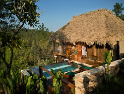 Luxury Villa at Turtle Inn Belize