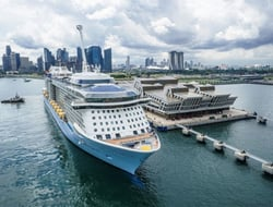 Quantum of the Seas in Singapore Editorial