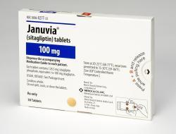 Januvia box