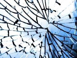 cracked mirror
