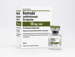 Keytruda packaging