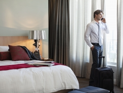 There will always be a segment of travelers that prefer to avoid the front desk and head straight for their rooms.