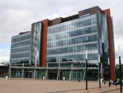 Nokia's Espoo campus