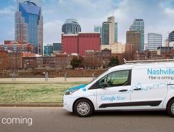 Google Fiber Nashville