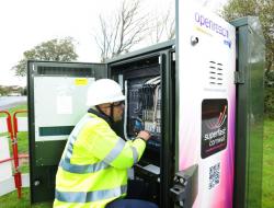 Openreach superfast broadband