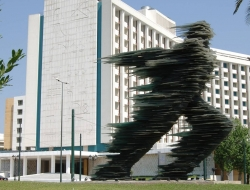 The Hilton Athens has been sold