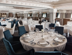 Compass Rose Lounge on Seven Seas Voyager
