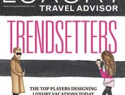 Luxury Travel Advisor Cover