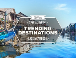 Trending Destinations Laos and Cambodia