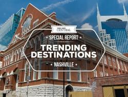 Trending Destinations Nashville