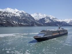 Holland America Line Alaska - Editorial Only