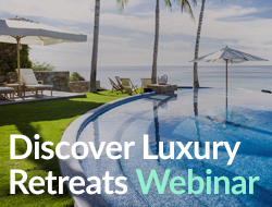 Luxury Retreats Webinar