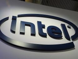 Intel sign