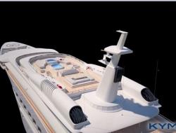 Kymeta ship (Kymeta)