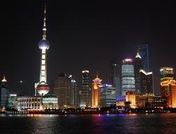 Shanghai cityscape (Pixabay)