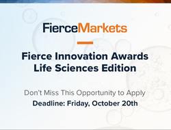 Fierce Innovation Awards Life Sciences Edition