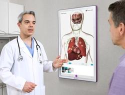 Outcome Health Digital Board