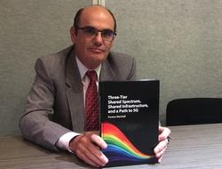 Google Preston Marshall with his CBRS book