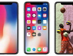 Apple, iPhone X, facial recognition, security, Juniper market research