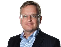 Acting Ericsson CEO Jan Frykhammar