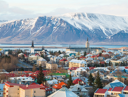 Reykjavik, Iceland - Boyloso/iStock/Getty Images Plus/Getty Images