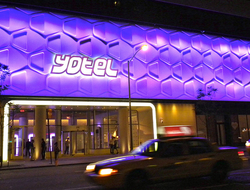 Starwood is set to back Yotel's global expansion plans after its $250-million purchase of a stake in the hotel chain.