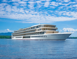 Rendering of one of the new riverboats from American Cruise Lines