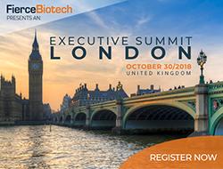 FierceBiotech Executive Summit: London