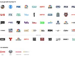 YouTube TV (Google)