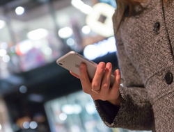Smartphone shopper