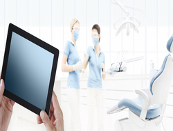 Tablet Doctors Office Visivasnc/iStock / Getty Images Plus