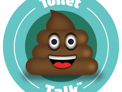 Toilet Talk Poop Emoji for Allergan