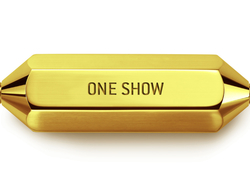 One Show Gold Pencil award