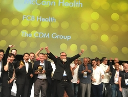 McCann Health Cannes Lions Health Winner (Image: McCann Health)