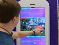Lowe's Iris app demo