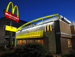 McDonald's restaurant in Washington, DC